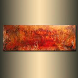 Art: Feeling the Magic 4 by Artist HENRY PARSINIA