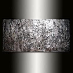 Art: Moon Shadows 19 by Artist HENRY PARSINIA