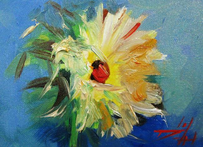 Art: Daisy by Artist Delilah Smith