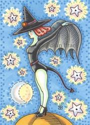 Art: DEVILISH DELIGHTS by Artist Susan Brack