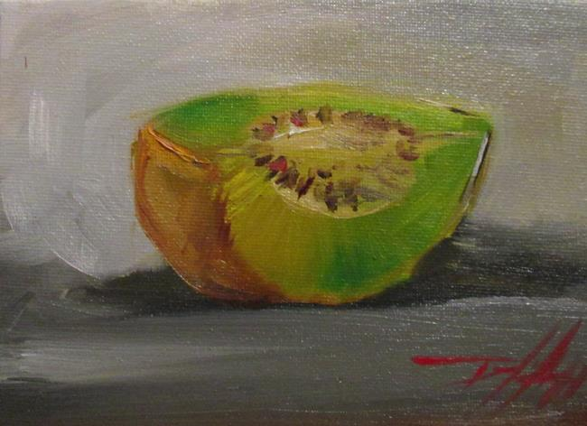 Art: Kiwi by Artist Delilah Smith