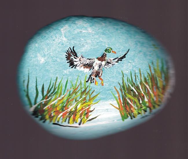 Art: Duck Art by Artist Leonard G. Collins
