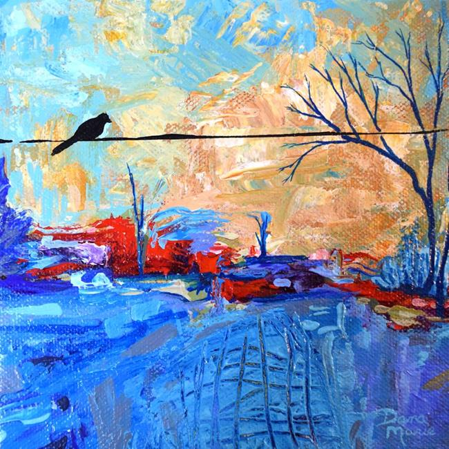 Art: The Road Less Traveled (1) - Sold by Artist Dana Marie