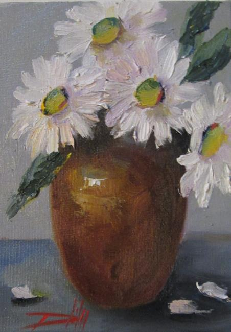 Art: Gerbera Daisy No. 2 by Artist Delilah Smith