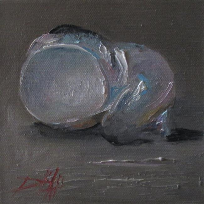 Art: Sea Shell by Artist Delilah Smith