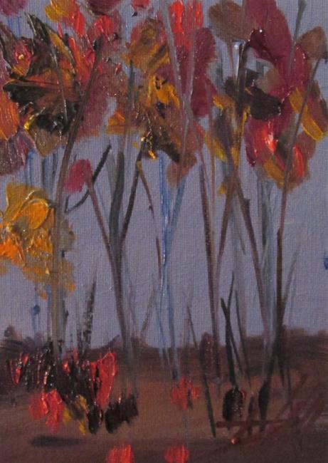 Art: Evening Light by Artist Delilah Smith