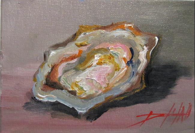 Art: Oyster No. 2 by Artist Delilah Smith