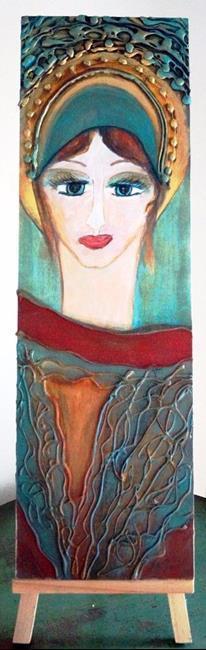 Art: ANGEL by Artist LUIZA VIZOLI