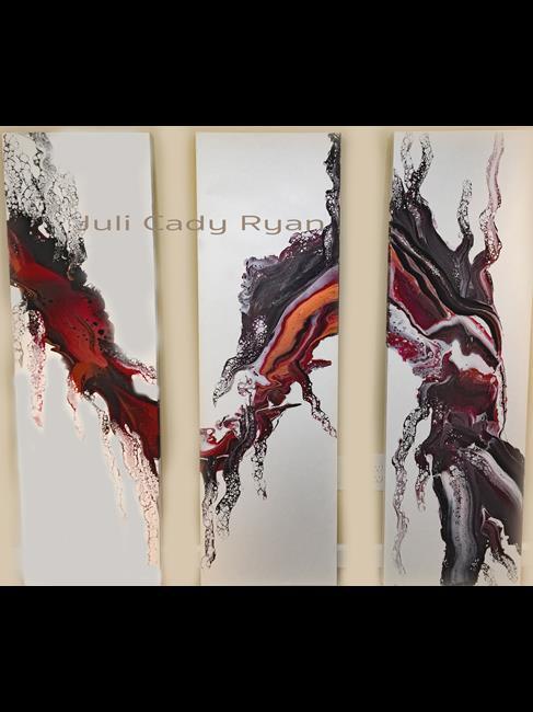 Art: Reflections:  Life's Odyssey by Artist Juli Cady Ryan