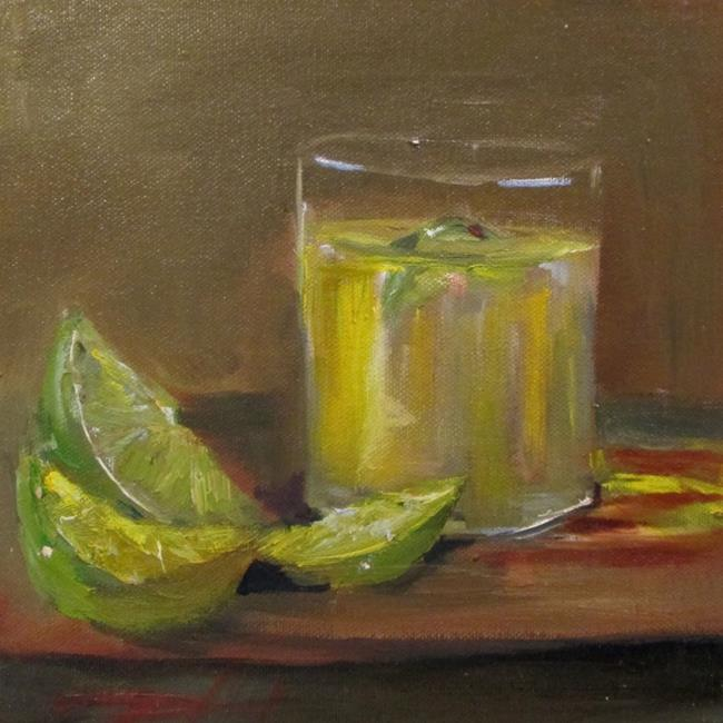 Art: Gimlet by Artist Delilah Smith