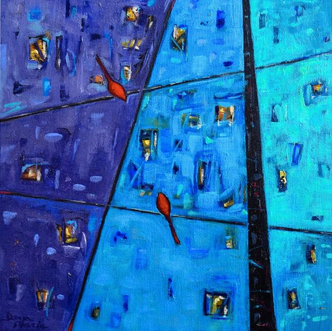 Art: The Stories We'll Tell ~ Birds on a Wire Series - Sold by Artist Dana Marie