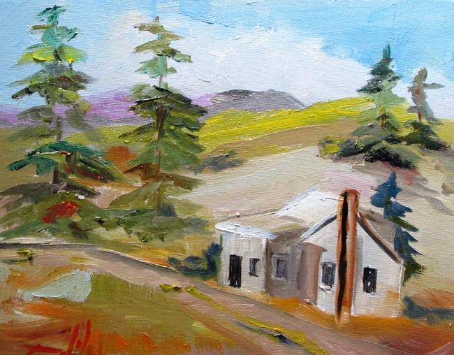 Art: Landscape No.24-sold by Artist Delilah Smith