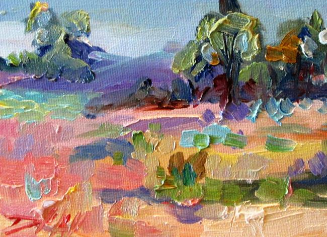Art: Color in the Landscape by Artist Delilah Smith