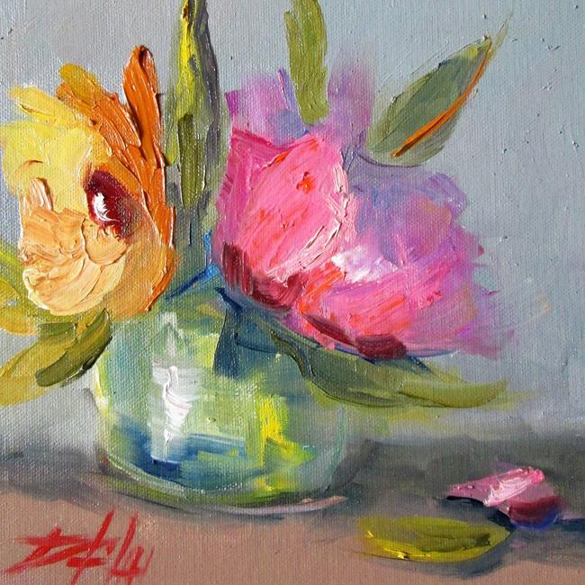 Art: Floral Still Life No. 7 by Artist Delilah Smith