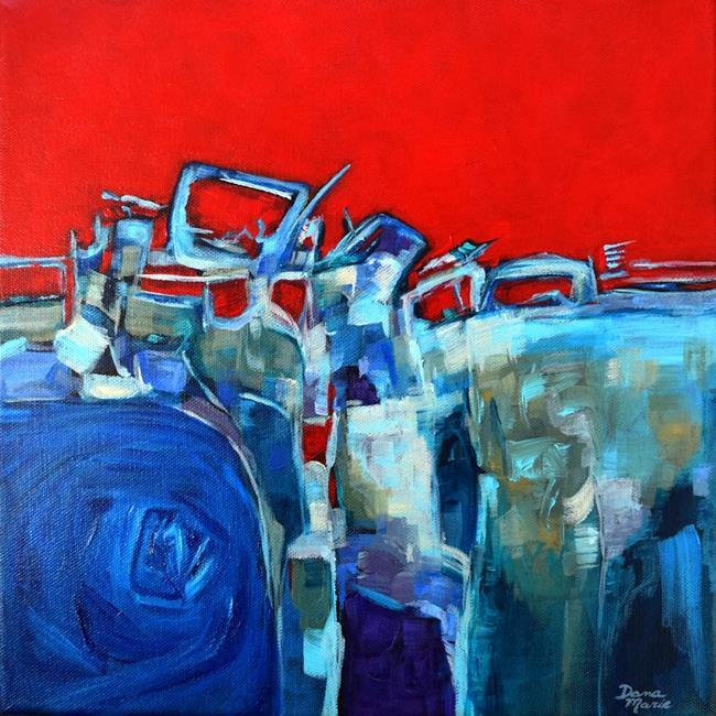 Art: City of Poets ~ Abridged Series by Artist Dana Marie