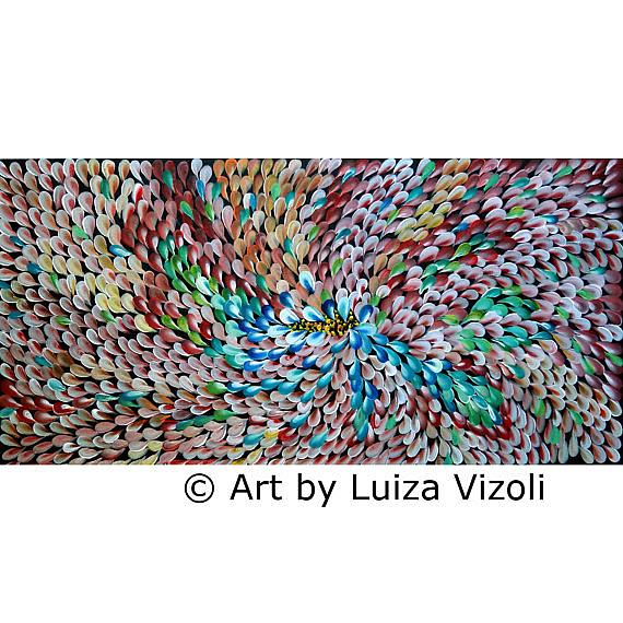 Art: Changing Colors by Artist LUIZA VIZOLI