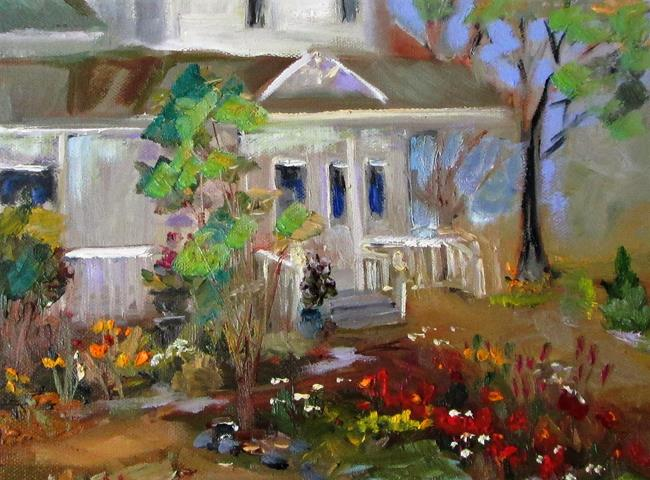Art: A Place in Thyme-sold by Artist Delilah Smith