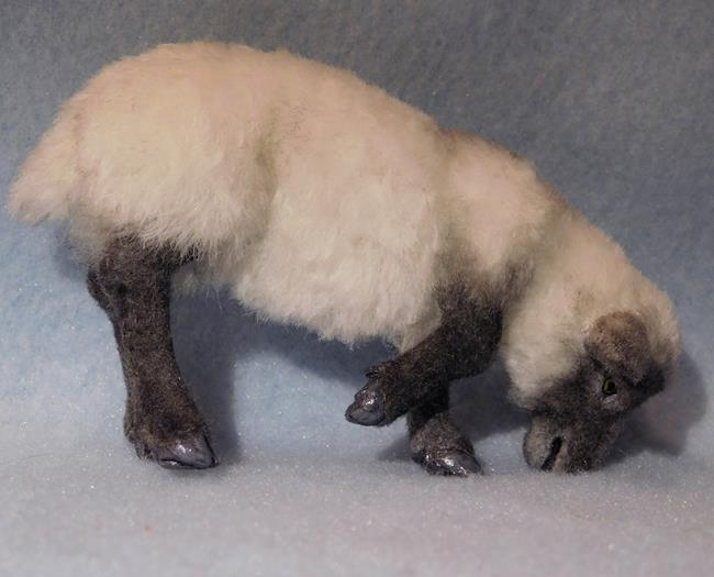 Art: Custom Sheep 1 by Artist Camille Meeker Turner