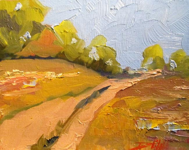 Art: Country Roads No. 2 by Artist Delilah Smith