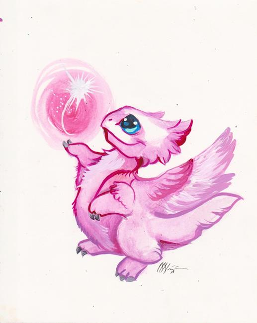 Art: Pink by Artist Nico Niemi
