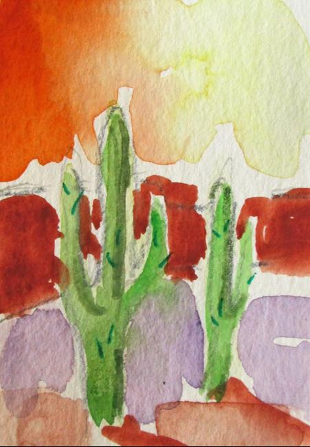 Art: Southwestern by Artist Delilah Smith