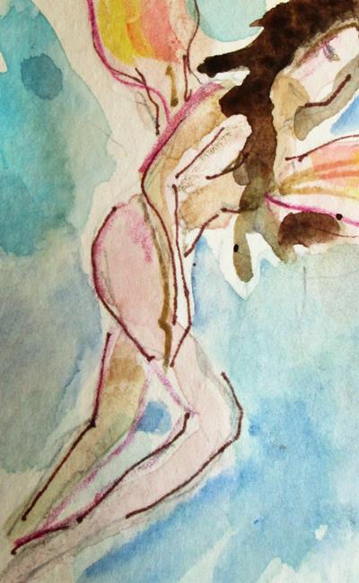 Art: Fariy by Artist Delilah Smith