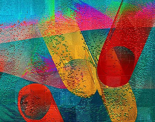 Art: effervence by Artist Alma Lee