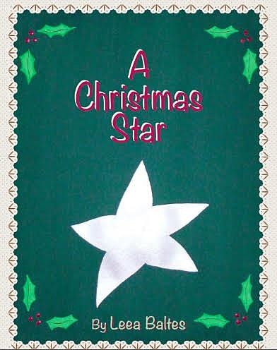 Art: A Christmas Star by Artist Leea Baltes