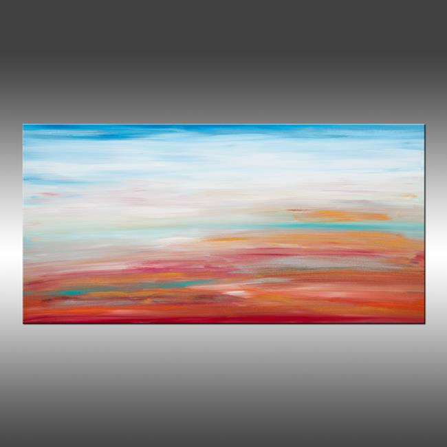 Art: Sunrise 50 by Artist Hilary Winfield