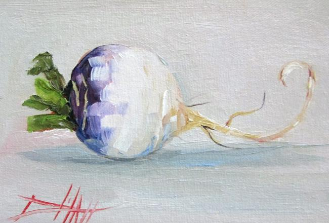 Art: Turnip No. 2 by Artist Delilah Smith