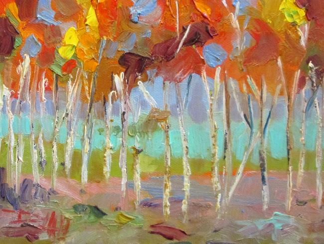 Art: The Color of Fall No.3 by Artist Delilah Smith