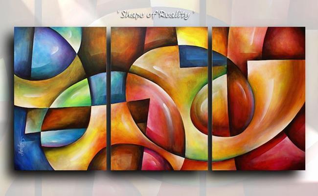 Art: Hpdj2O by Artist Michael A Lang