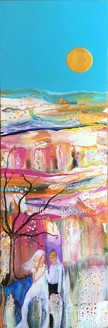 Art: Love is a Journeyl by Artist Juli Cady Ryan