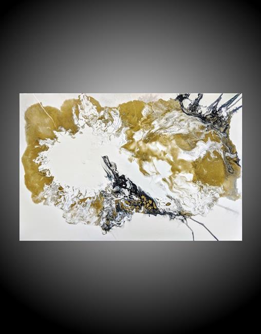 Art: Luxe II (Sold) by Artist Amber Elizabeth Lamoreaux