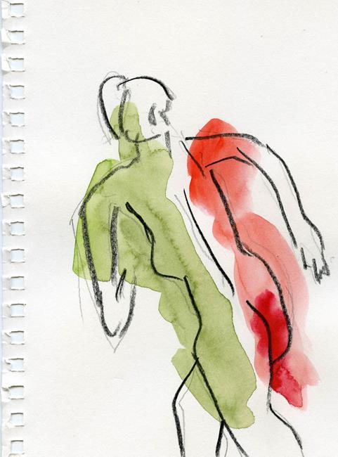 Art: Signal by Artist Gabriele Maurus
