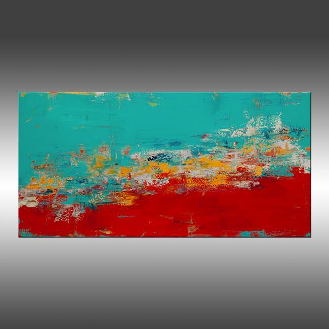 Art: Modern Industrial 35 by Artist Hilary Winfield