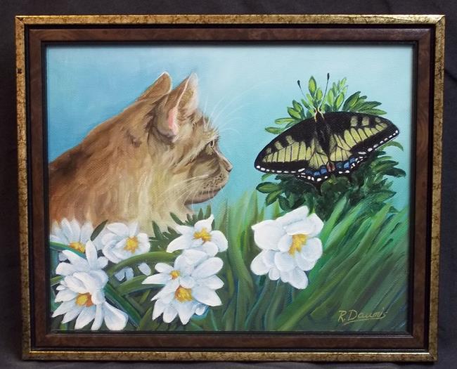 Art: BEAUTY ALL AROUND by Artist Rosemary Margaret Daunis