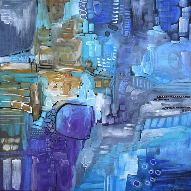 Art: Hidden Treasures ~ Low Tide Series - Sold by Artist Dana Marie