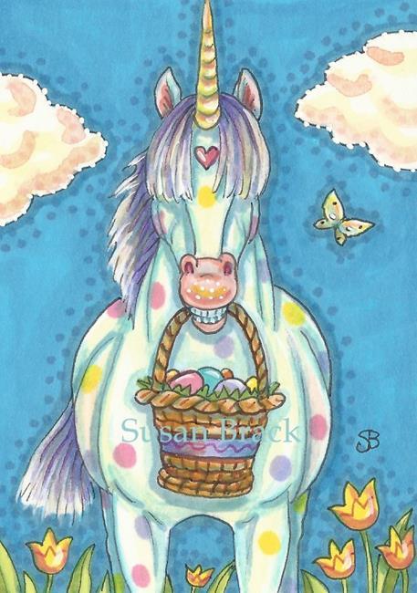 Art: TASTE OF EASTER by Artist Susan Brack