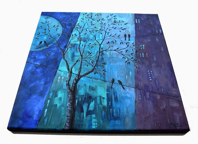 Art: Moonlit Serenade by Artist Dana Marie
