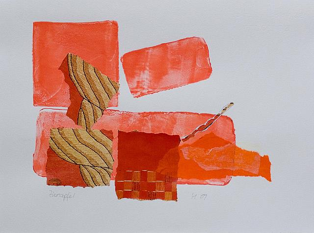 Art: Zierapfel by Artist Gabriele Maurus