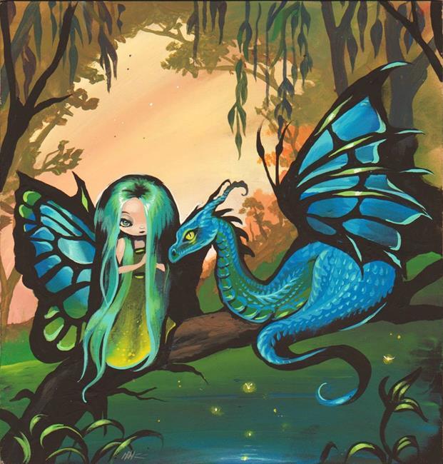 Art: Trust by Artist Nico Niemi