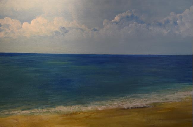 Art: Cherelle Art Bonita Beach by Artist Cherelle Art