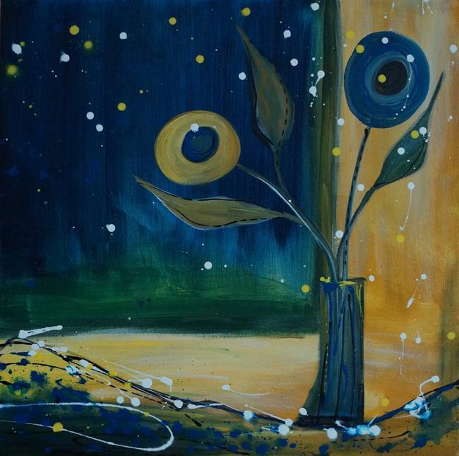 Art: Friends #1 by Artist LUIZA VIZOLI