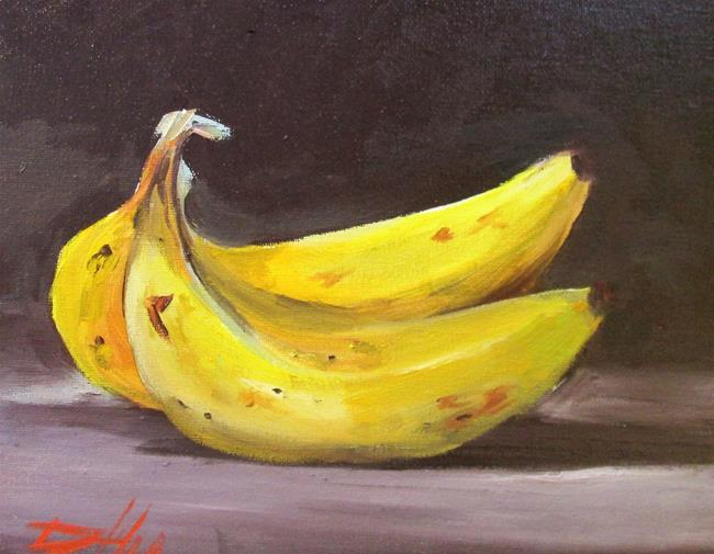 Art: Bananas by Artist Delilah Smith