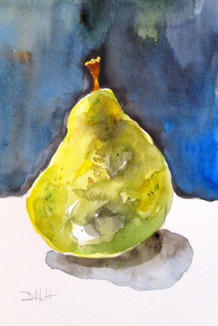 Art: Pear No.6 by Artist Delilah Smith