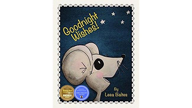 Art: GOODNIGHT WISHES! by Artist Leea Baltes