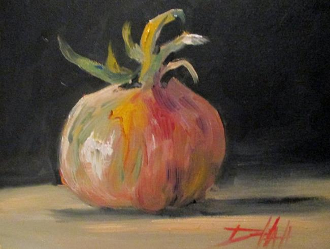 Art: Onion by Artist Delilah Smith