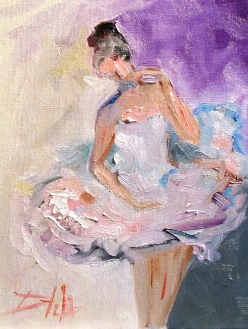 Art: Dancer No. 2 by Artist Delilah Smith