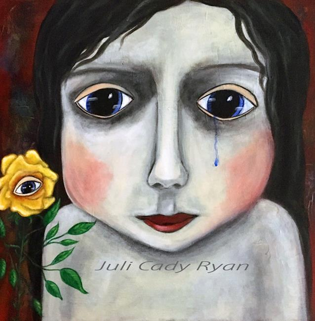 Art: Recovery: A Journey by Artist Juli Cady Ryan